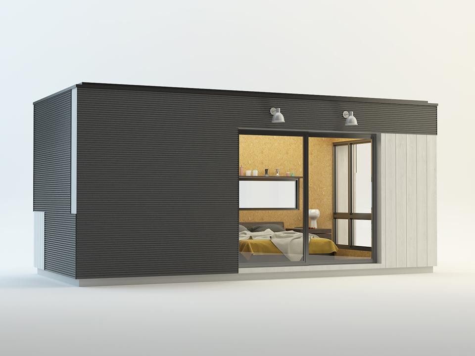 Smallcube arquitectura modular sustentable for Arquitectura modular